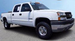2003 Chevrolet Silverado 2500HD LT