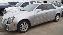 2007 Cadillac CTS 4dr Sdn 3.6L