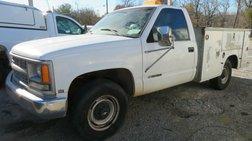 1999 Chevrolet C/K 2500 4X2 REG CAB 8FT UTILITY BED 5.7 AUTO 4:10