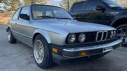1984 BMW 3 Series 318i