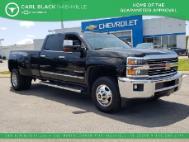 2016 Chevrolet Silverado 3500 4X4