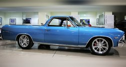 1966 Chevrolet El Camino LS7 427 FUEL INJECTED