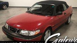 1996 Saab 900 SE Turbo