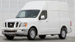 2021 Nissan NV Cargo 2500 HD S