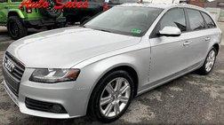 2010 Audi A4 2.0T quattro Avant Premium