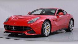 2016 Ferrari F12berlinetta Base