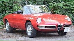 1966 Alfa Romeo Duetto Convertible
