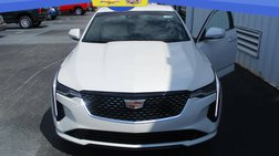 2020 Cadillac CT4 Premium Luxury