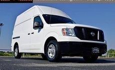 2012 Nissan NV Cargo 2500 S