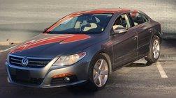 2012 Volkswagen CC Luxury