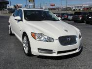 2010 Jaguar XF Base
