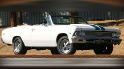 1966 Chevrolet Malibu Convertible