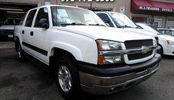 2005 Chevrolet Avalanche 1500 4WD