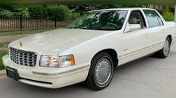 1999 Cadillac DeVille D'elegance