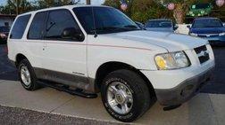 2002 Ford Explorer Sport Value