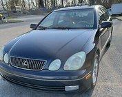 2005 Lexus GS 300 Base