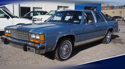 1985 Ford LTD Crown Victoria Base