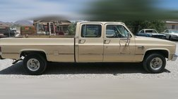 1984 Chevrolet C/K 20 Series C20