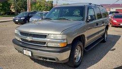 2002 Chevrolet Suburban Sport Utility