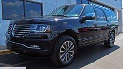 2017 Lincoln Navigator L Select