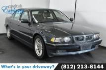 2001 BMW 7 Series 750iL