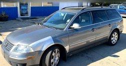 2005 Volkswagen Passat GLS 1.8T 4Motion