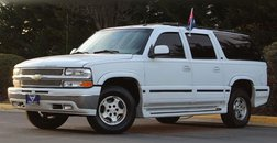 2003 Chevrolet Suburban LT Sport Utility 4D