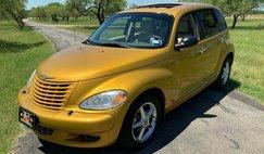 2002 Chrysler PT Cruiser Rare Dream Cruiser Series 1, Under 11K miles