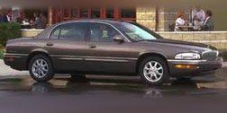 2001 Buick Park Avenue Base