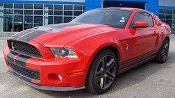 2010 Ford Shelby GT500 Base