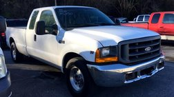 1999 Ford F-250 Lariat SuperCab SWB 2WD