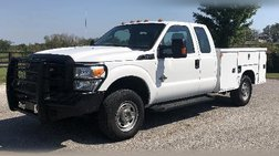 2012 Ford F-250 XL SuperCab Long Bed 4WD