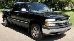 2000 Chevrolet Silverado 1500 4dr Ext Cab 157.5