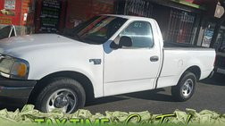 2002 Ford F-150 Short Bed