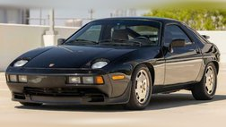 1985 Porsche 928 S