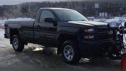 2014 Chevrolet Silverado 1500 1WT