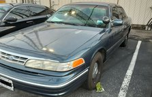 1997 Ford Crown Victoria Police Interceptor