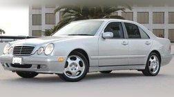 2000 Mercedes-Benz E-Class E 430