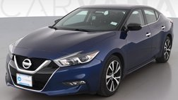 2018 Nissan Maxima S Sedan 4D