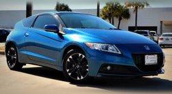 2015 Honda CR-Z EX