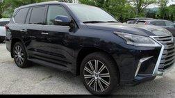 2019 Lexus LX 570 Luxury