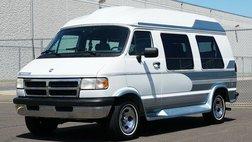 1996 Dodge Ram Van 1996 Dodge Ram Van 2500 Hightop Conversion