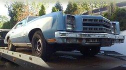 1977 Chevrolet Monte Carlo landau
