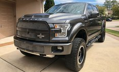 2016 Ford F-150 Shelby Crew Cab 4X4 Supercharged F150