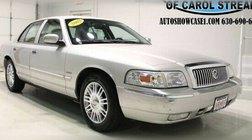 2009 Mercury Grand Marquis LS Limited Edition