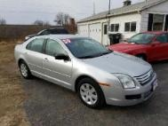 2009 Ford Fusion S