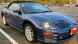 2002 Mitsubishi Eclipse Spyder GT