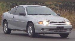 2004 Chevrolet Cavalier Special Value