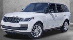 2020 Land Rover Range Rover MHEV