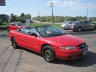 1997 Chrysler Sebring JX